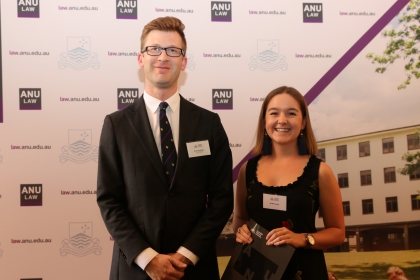 Study at anu law prizes